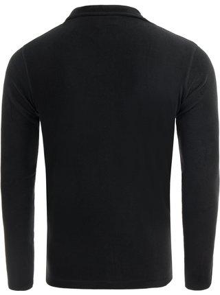 Pánská mikina ALPINE PRO SAWER černá