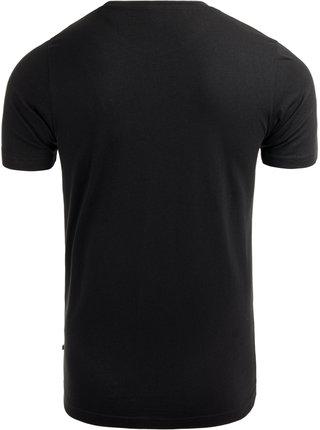 Pánské triko ALPINE PRO DERNON černá