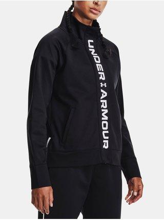 Bunda Under Armour UA Rush Tricot Jacket-BLK