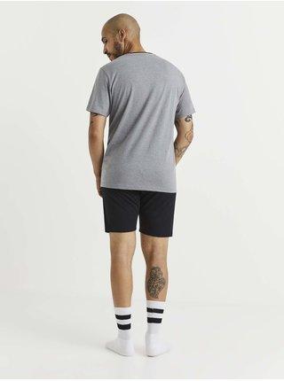 Pyžamá pre mužov Celio - sivá