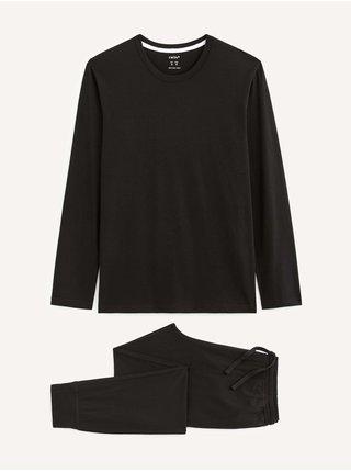 Pyžamá pre mužov Celio - čierna