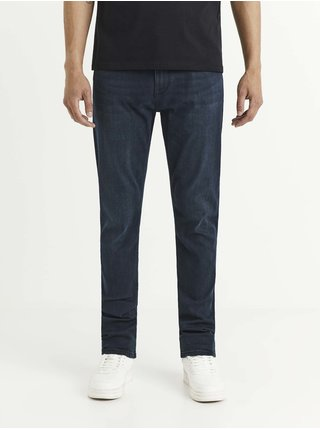 Voľnočasové nohavice pre mužov Celio - modrá