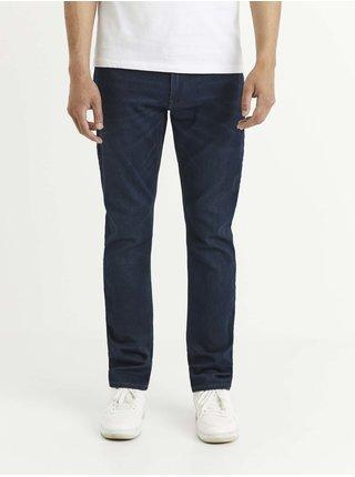 Voľnočasové nohavice pre mužov Celio - sivá