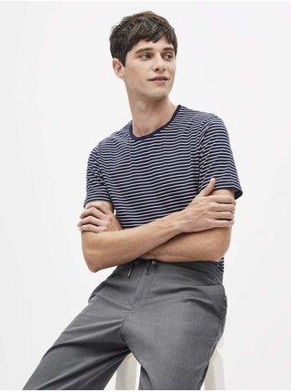 Tričká s krátkym rukávom pre mužov Celio - modrá