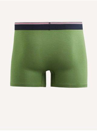 Slipy pre mužov Celio - zelená