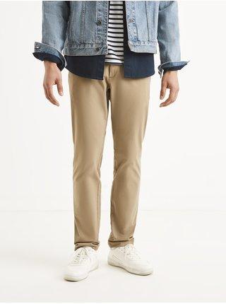 Kalhoty chino Tocharles Celio