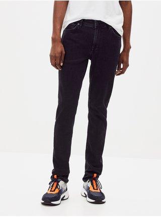 Voľnočasové nohavice pre mužov Celio - čierna