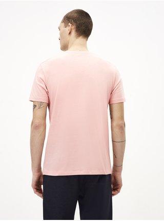 Tričká s krátkym rukávom pre mužov Celio - svetloružová