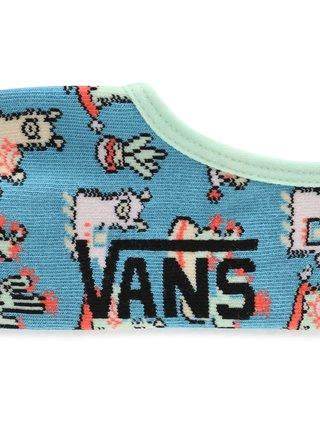 Ponožky Wm 6.5-10 3P Llamalv Multi Vans