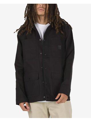 Bunda Mn Drill Chore Coat Black (Rz/Ripstop) Vans