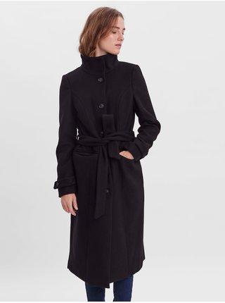 Kabáty pre ženy VERO MODA - čierna