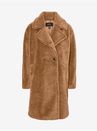 Kabáty pre ženy VERO MODA - hnedá