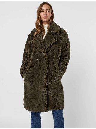 Kabáty pre ženy VERO MODA - kaki