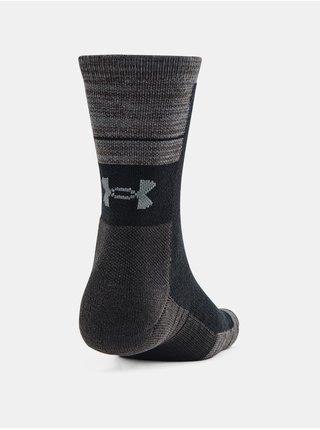 Ponožky Under Armour UA Cold Weather Crew 2Pk-BLK