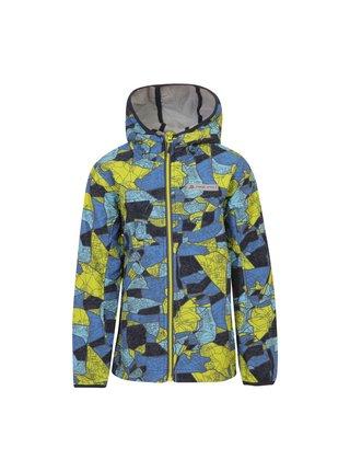 Dětská softshellová bunda ALPINE PRO NOOTKO 14 modrá