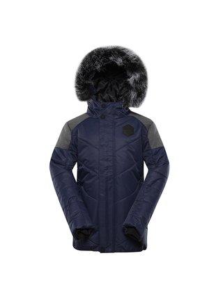 Dětská bunda s membránou ptx ALPINE PRO ICYBO 5 modrá