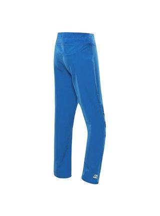 Dětské softshellové kalhoty ALPINE PRO OCIO INS. modrá