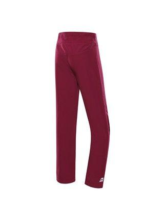 Dětské softshellové kalhoty ALPINE PRO OCIO INS. růžová