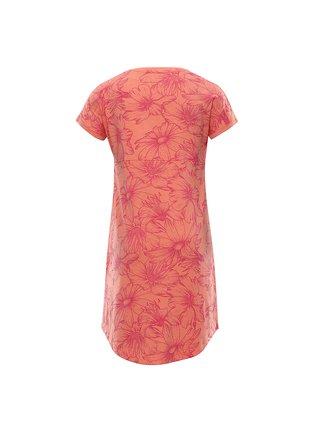 Dětské letní šaty ALPINE PRO TERESO oranžová