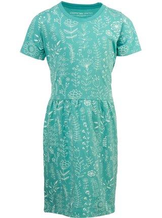 Dětské šaty ALPINE PRO SARKO modrá