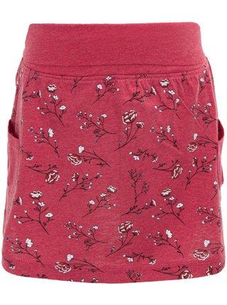 Dětská sukně ALPINE PRO BERGO růžová