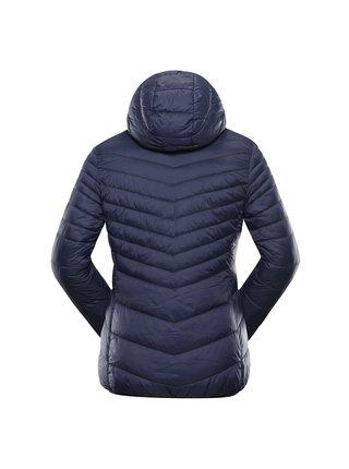 Dámská oboustranná bunda hi-therm ALPINE PRO IDIKA modrá