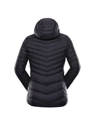 Dámská oboustranná bunda hi-therm ALPINE PRO IDIKA černá