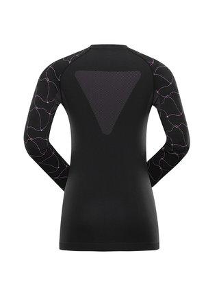 Dámské funkční prádlo - triko ALPINE PRO KRIOSA 5 růžová