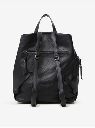 Černý dámský batoh Desigual Fire Saga Sumy