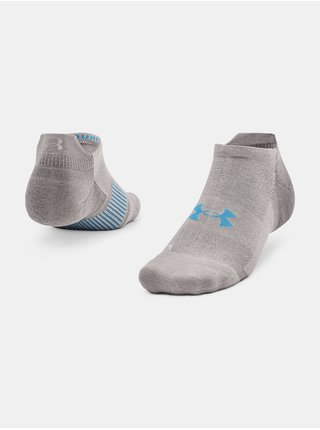 Ponožky Under Armour UA ArmourDry Run No Show-GRY
