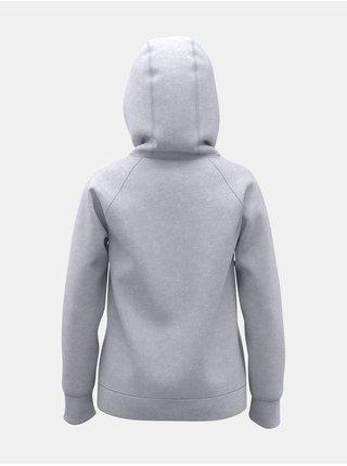 Mikina Under Armour Rival Fleece Logo Hoodie-GRY