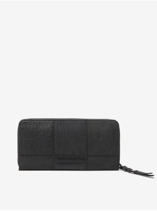 Černá dámská velká peněženka Desigual Fire Saga Fiona