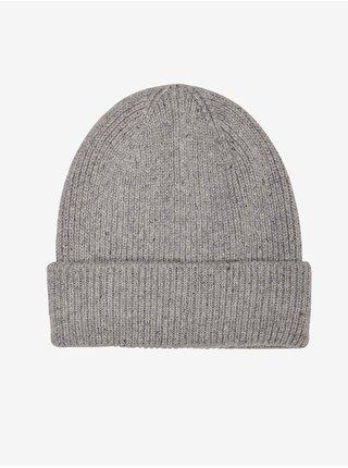 Čiapky, čelenky, klobúky pre ženy ONLY - sivá