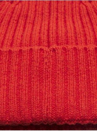 Čiapky, šály, rukavice pre mužov Jack & Jones - červená