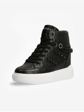 Zimná obuv pre ženy Guess - čierna
