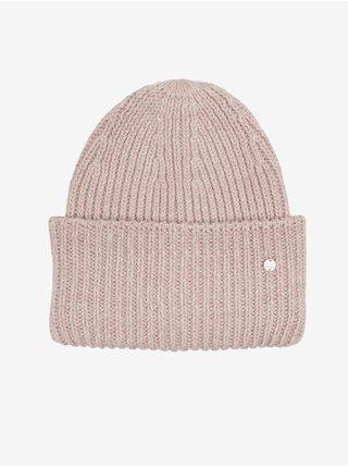 Světle růžová čepice ONLY Cene