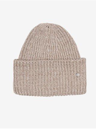 Béžová čepice ONLY Cene