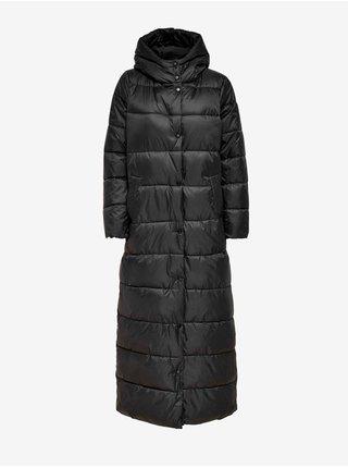 Kabáty pre ženy ONLY - čierna