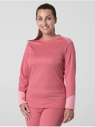 Topy a trička pre ženy LOAP - ružová