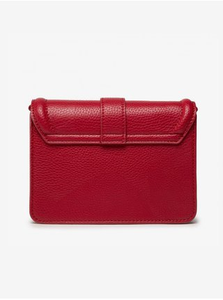 Červená dámská malá crossbody kabelka Versace Jeans Couture