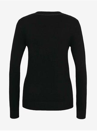 Černý dámský svetr Guess