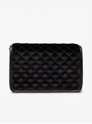 Černá dámská malá crossbody kabelka Versace Jeans Couture