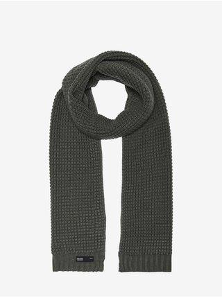 Čiapky, šály, rukavice pre mužov ONLY & SONS - tmavozelená