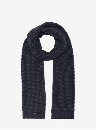Čiapky, šály, rukavice pre mužov ONLY & SONS - tmavomodrá