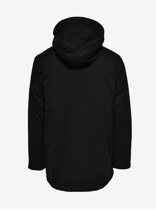 Černá bunda ONLY & SONS Elliot