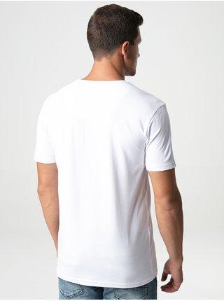 Tričká pre mužov LOAP - biela