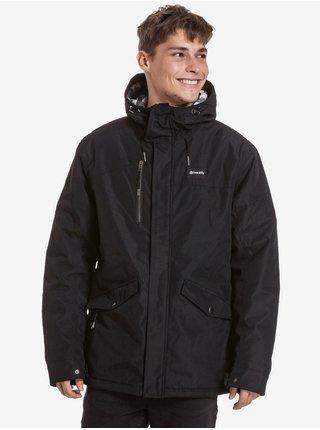 Černá pánská zimní bunda Meatfly