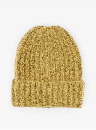 Čiapky, čelenky, klobúky pre ženy Pieces - žltá