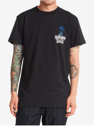 Černé pánské tričko s potiskem DC Always and Forever