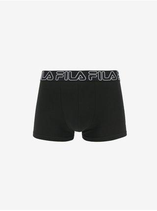Čierne pánske boxerky FILA